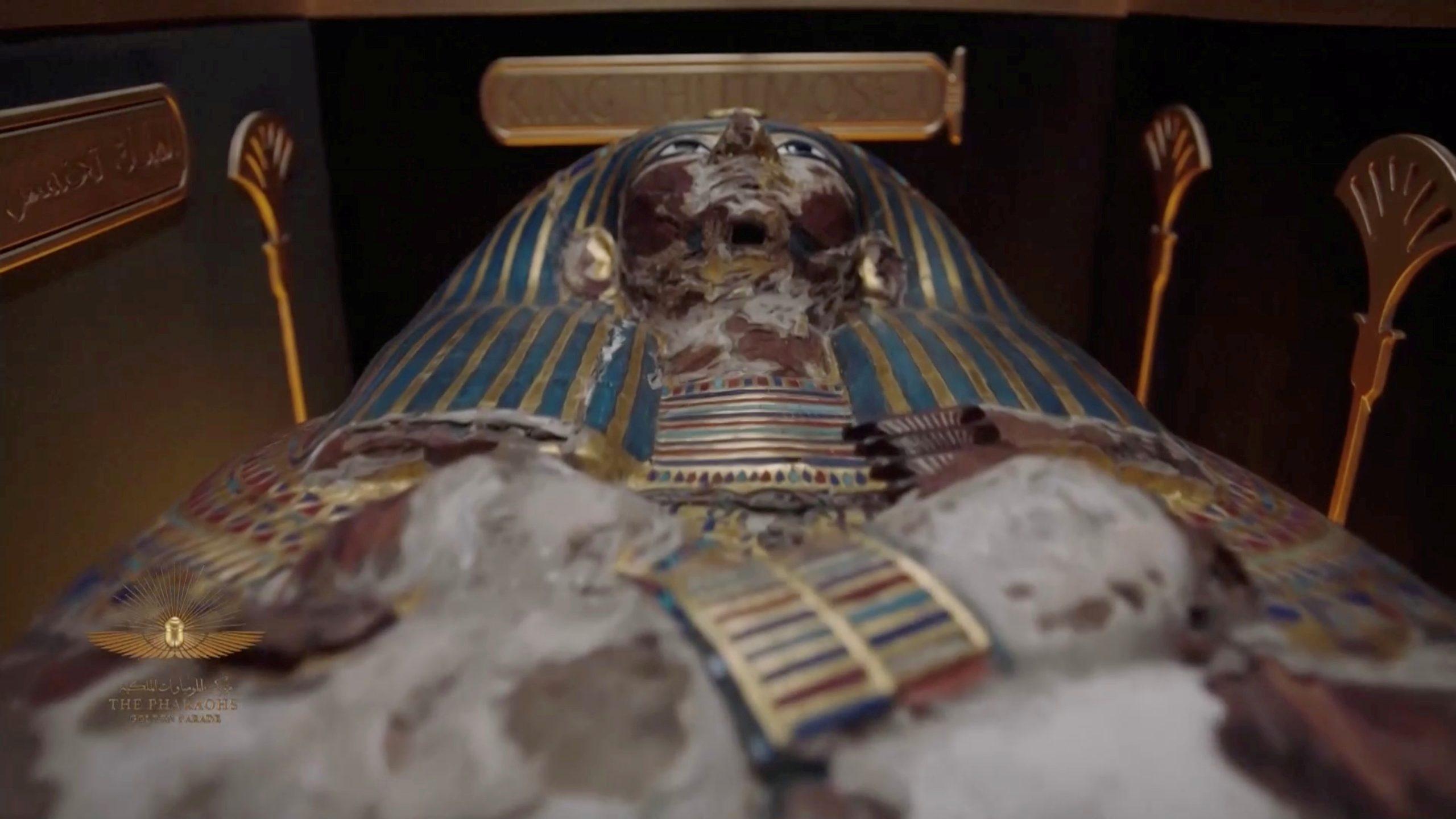 Kairo konvoj faraoni
