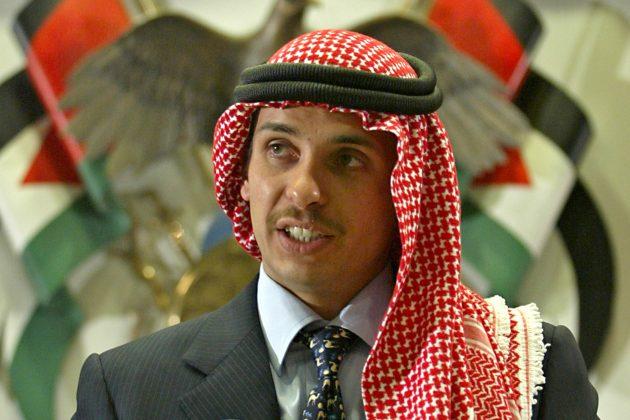 Princ Hamza bin Al Husein