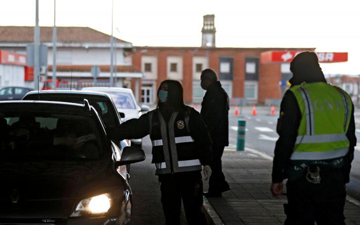 Spanija Portugal granicni prelaz