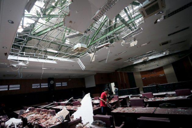 Indonezija zemljotres