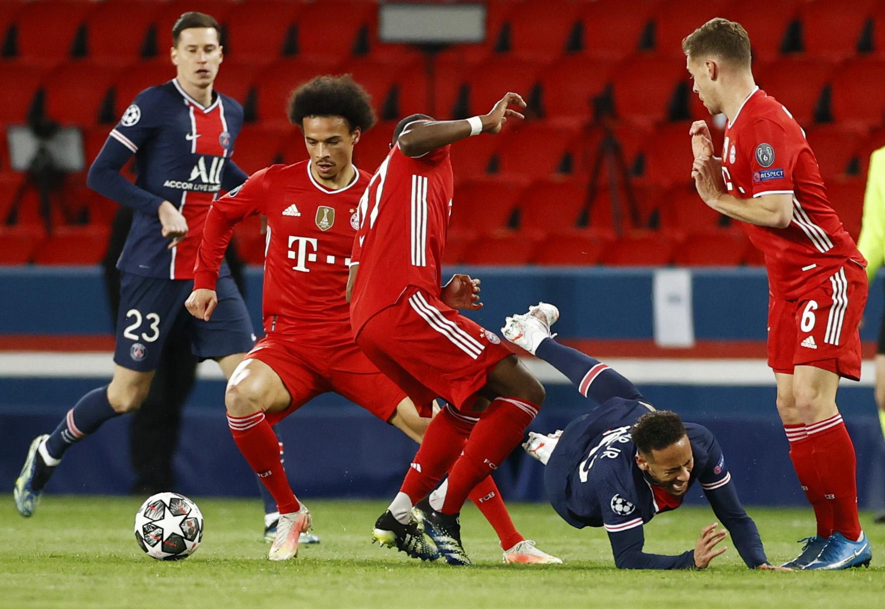 Bajern - PSZ Bayern PSG