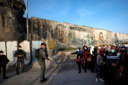 Palestina Jerusalem dzamija ramazan