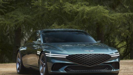 ConceptX automobil