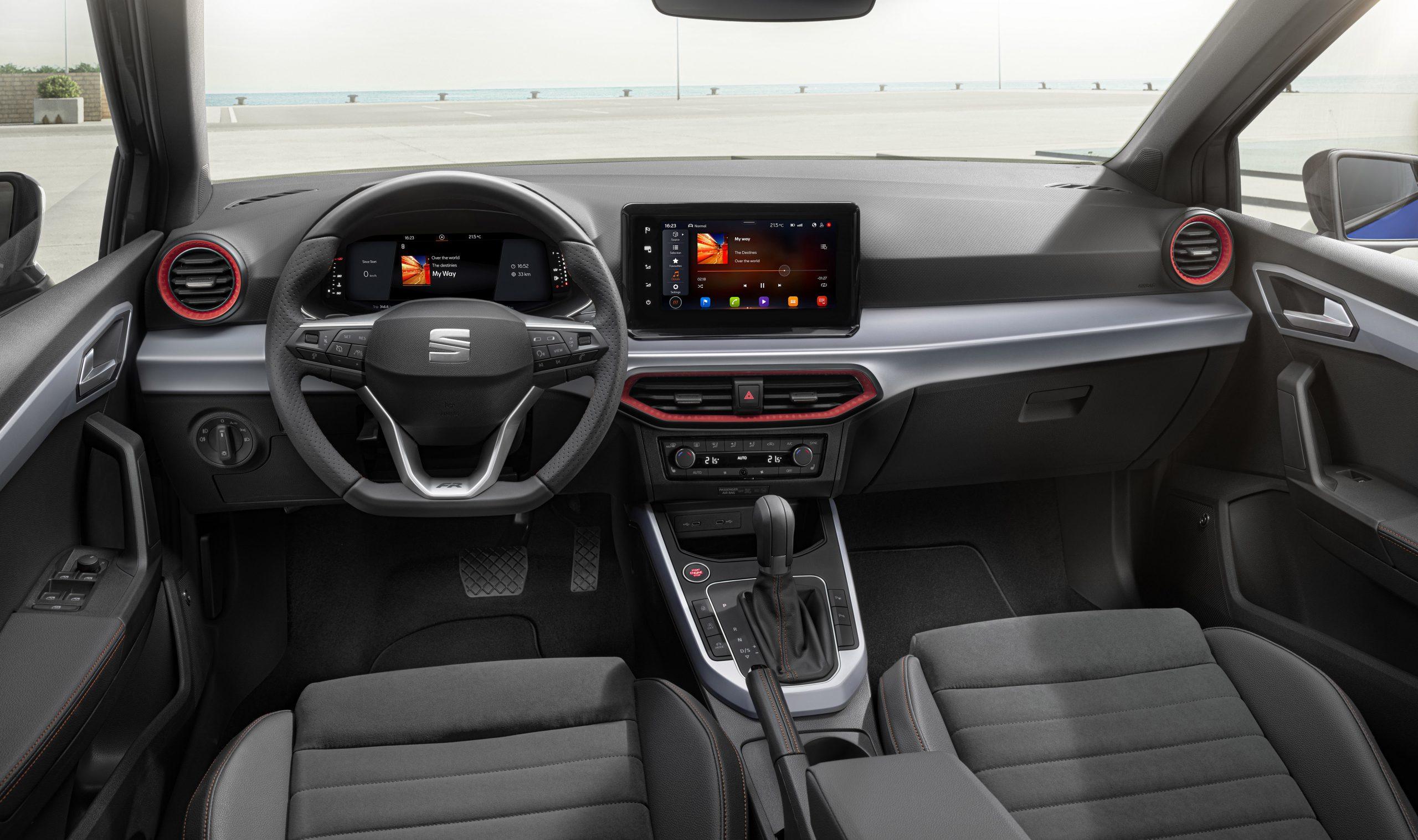 Seat, Arona, auto, automobil