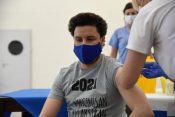 Dritan Abazović vakcina