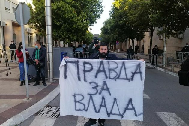 Pravda za Vladimira Leposavića