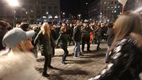 """Skup """"Protest za slobodu"""