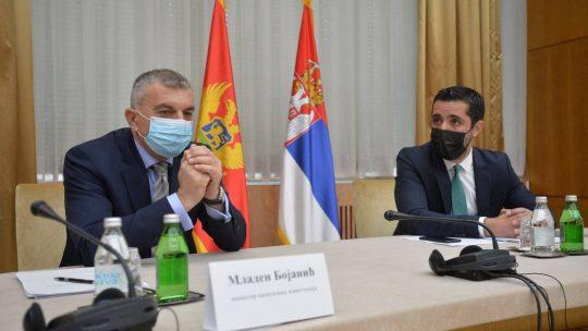 Mladen Bojanic i Tomislav Momirovic