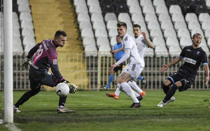 Čukarički Spartak 5 1