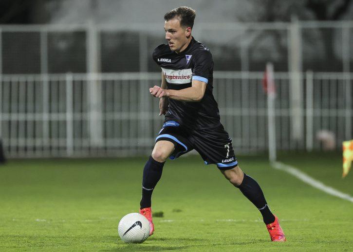 FK Spartak Subotica, Nikola Srećković