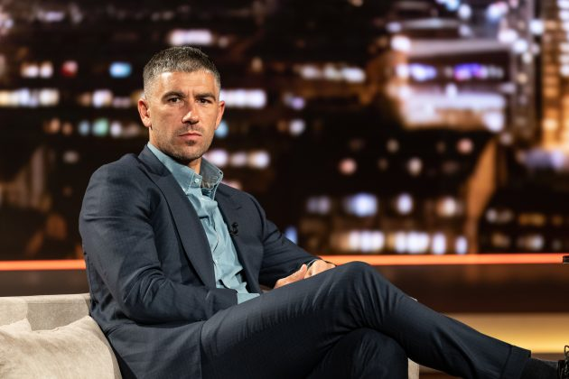 Aleksandar Kolarov, Veče sa Ivanom Ivanovićem