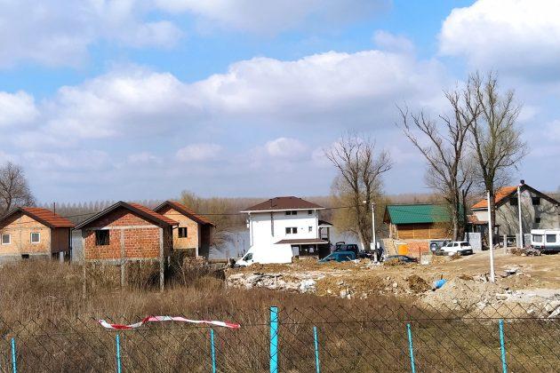 Divlja gradnja na Dunavu