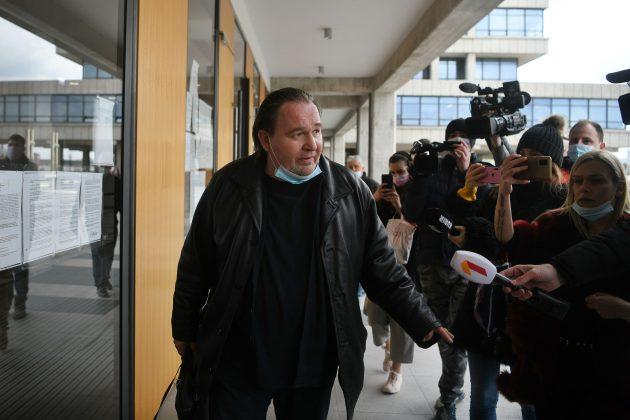 Bane Vidaković, sud, suđenje, sudjenje