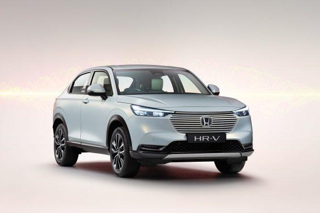 HR-V, auto, automobil