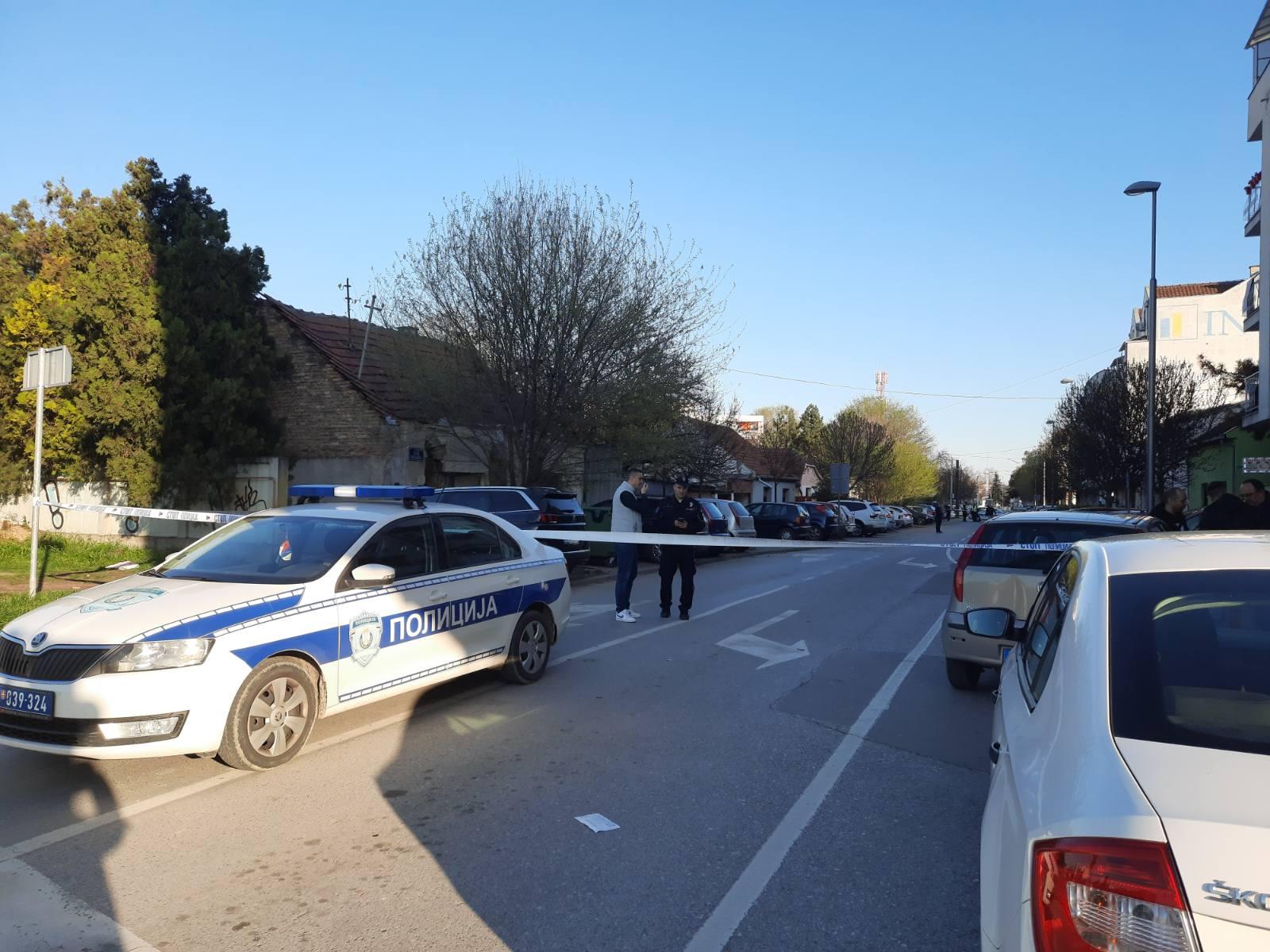 Novi Sad, bomba, policija