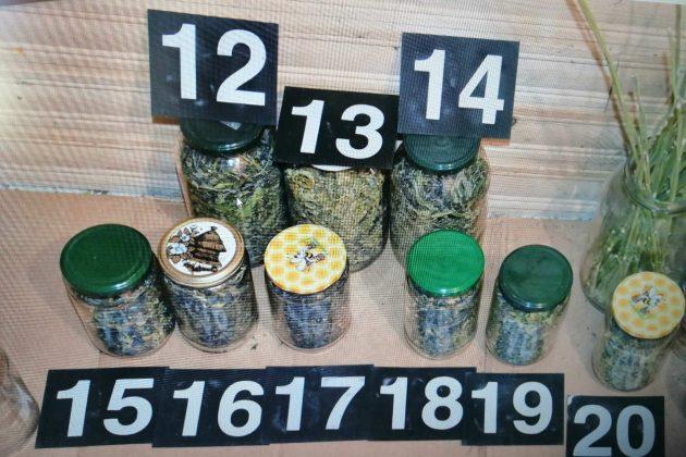 Droga, marihuana, trava