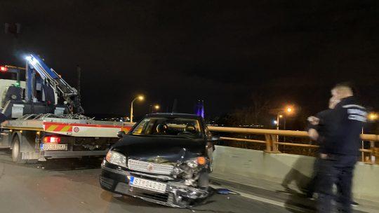 Saobracajna nesreca autoput