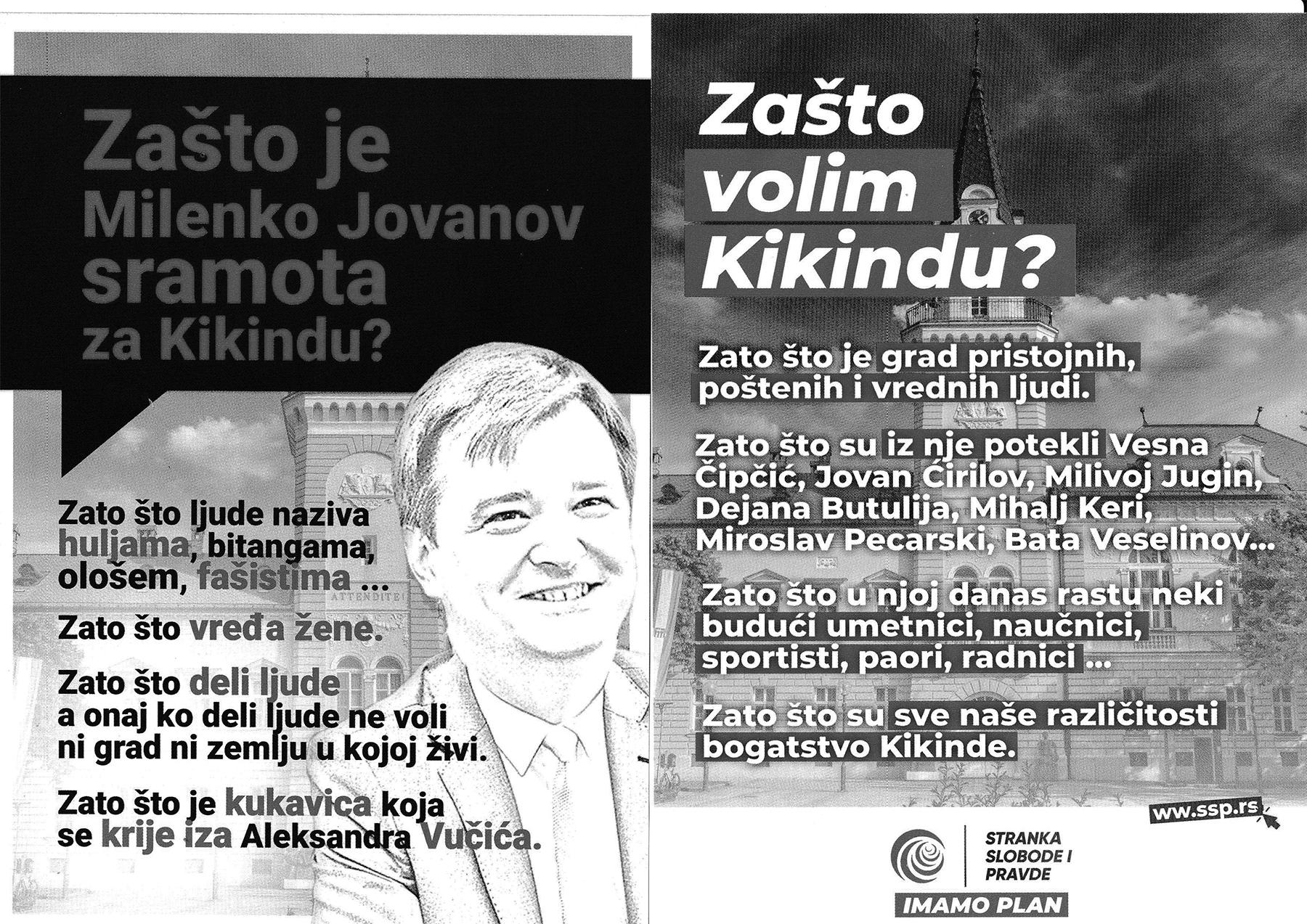 Letak Kikinda Milenko Jovanov