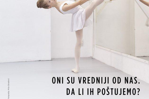Talenti rastu u Srbiji / Nacionalna fondacija za umetničku igru