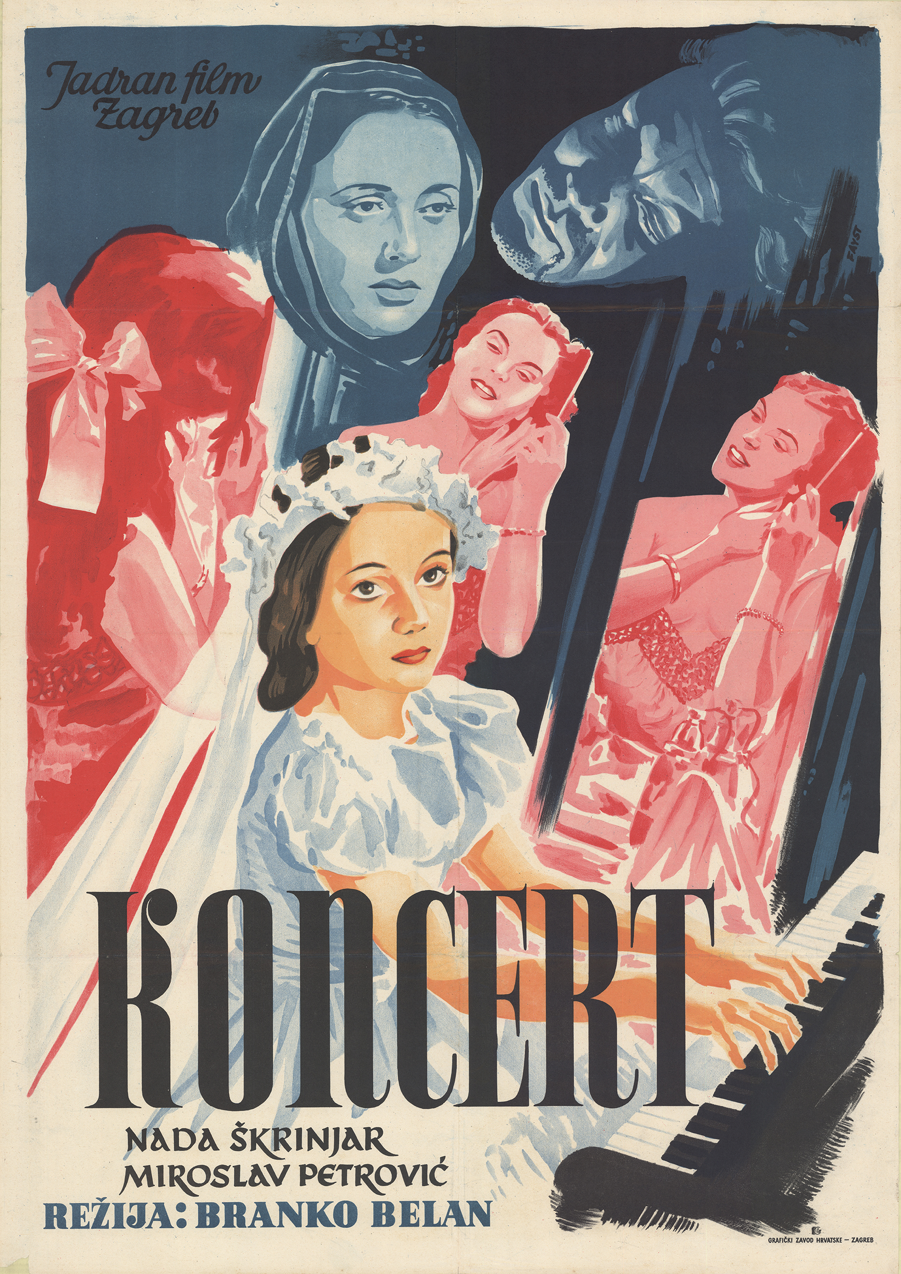 Koncert plakat filma