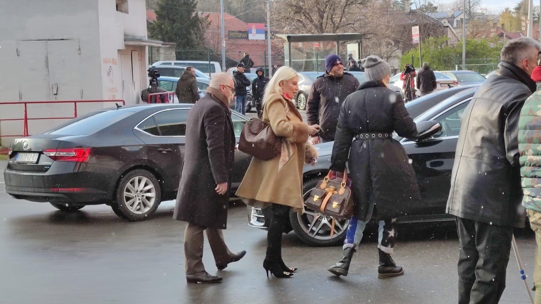 Svetozar Mijailović stigao na stadion Crvene zvezde