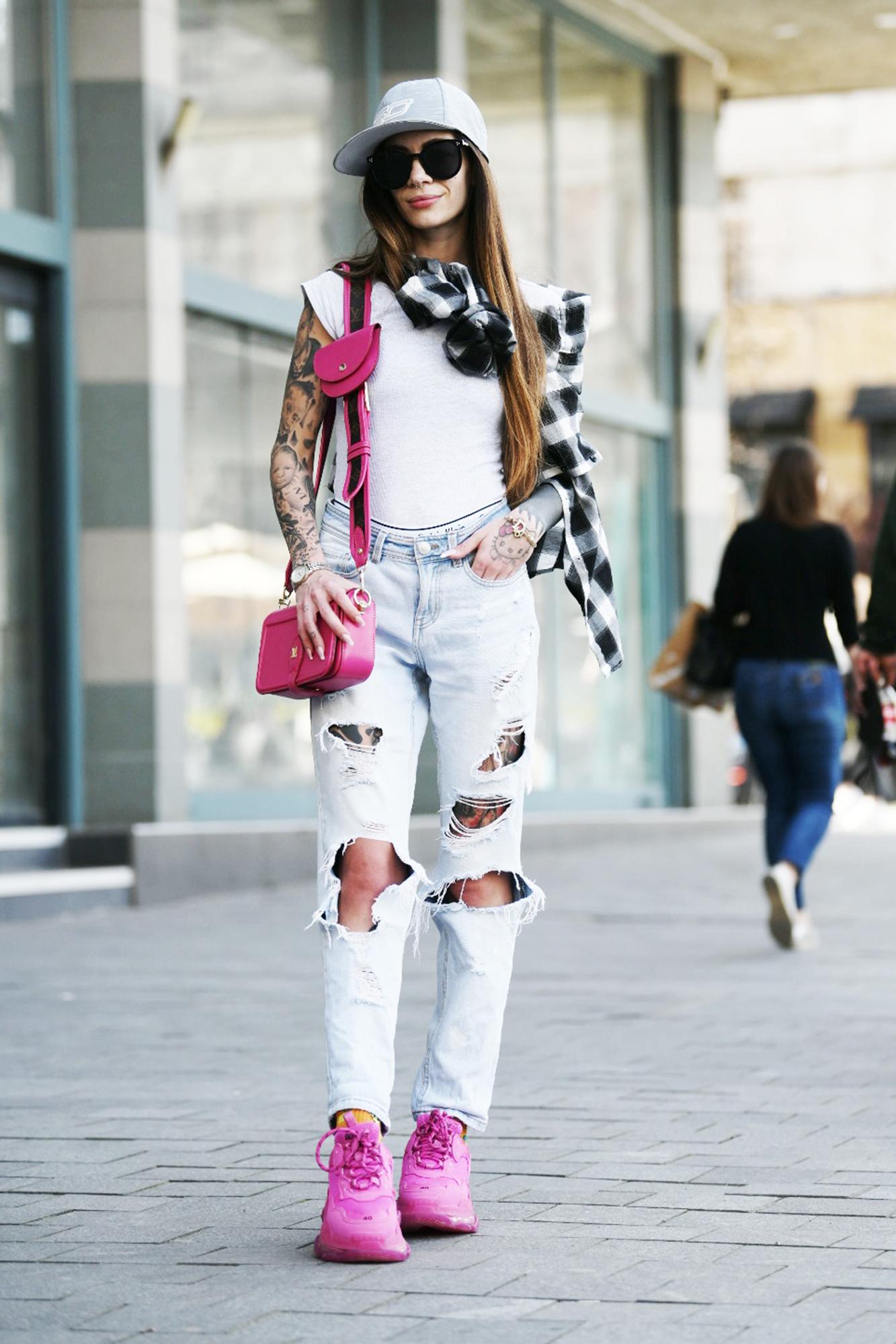Street style ulicna moda