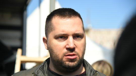 Miran Pogačar, protest frilensera