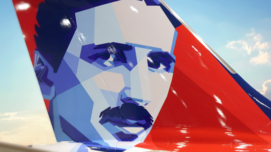 Nikola Tesla air serbia