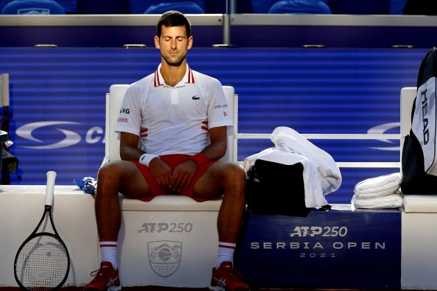 Novak Đoković Serbia Open