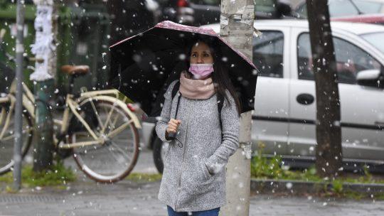Novi Sad Sneg