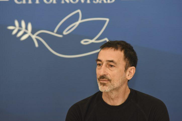 Dimitris Papajoanu, Novi Sad, Festival igre