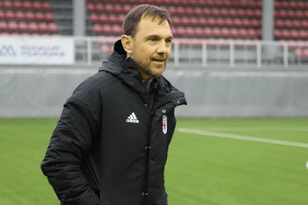 Predrag Rogan FK Voždovac