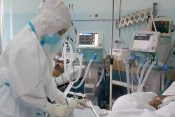 Šabac, bolnica, respiratorna jedinica