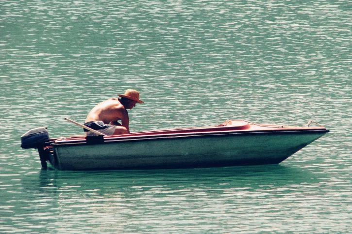 Ribarićko jezero