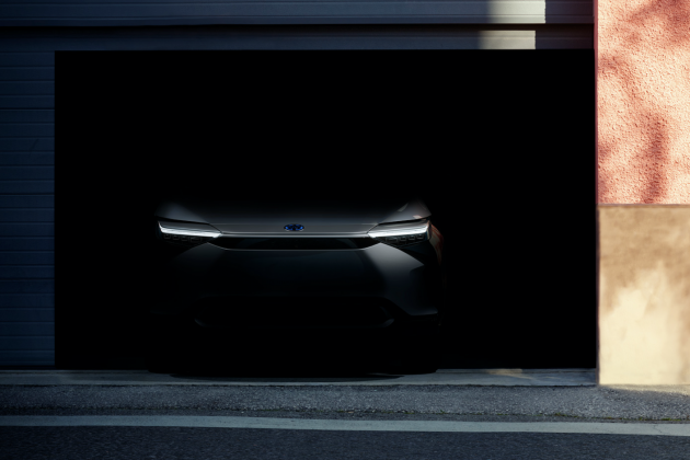 Električni auto Toyota
