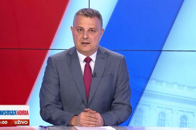 NewsmaxAdria - Pregled dana - 10.04.2021.Goran Dimitrijević