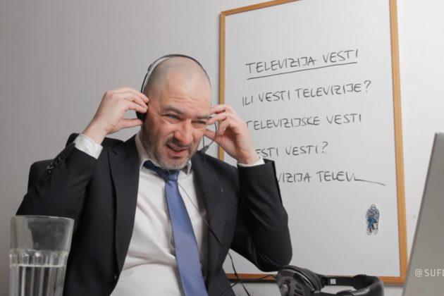 SUFLERMEN: Miroslav Vujović