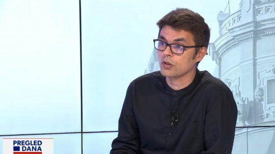 Pregled dana,Slobodan Bubnjević