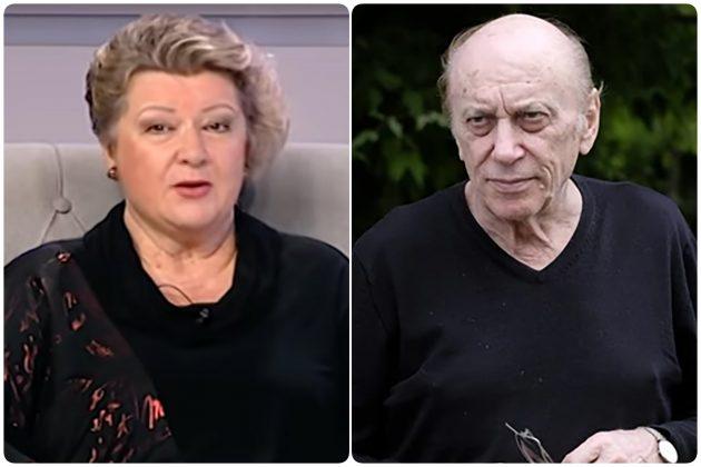 Gordana Stojicevic i Predrag Zivkovic Tozovac