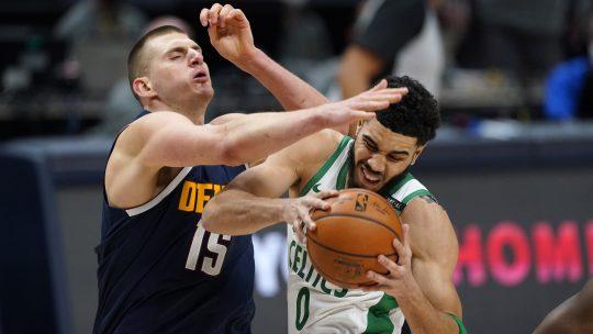 Tejtum i Džordž igrači nedelje u NBA