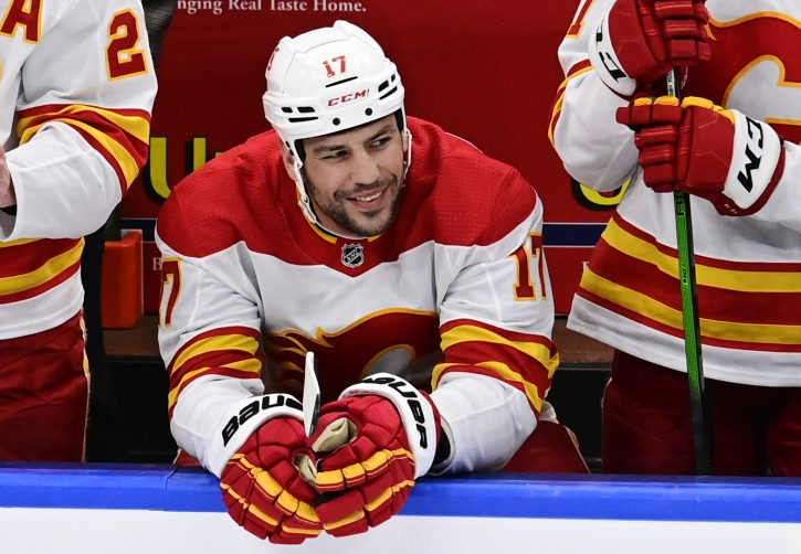 Milan Lučić 1000. meč NHL
