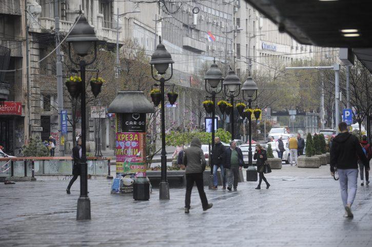 Kisa Beograd vreme