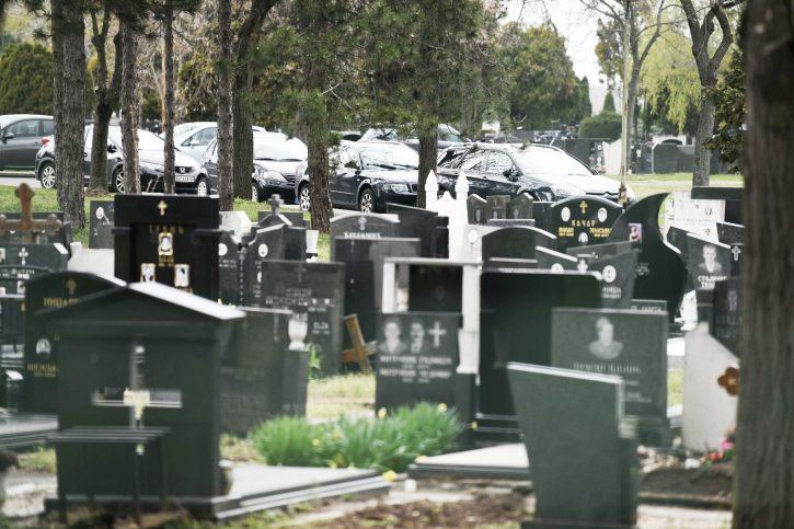 Bežanijsko groblje