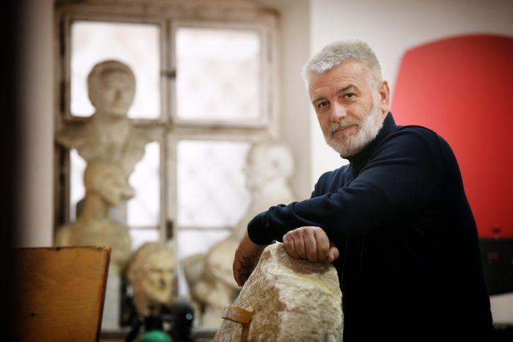 Goran Čpajak vajar