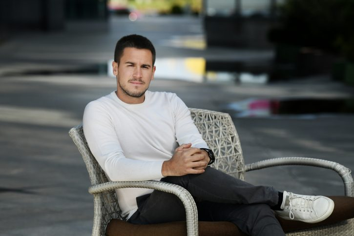 Đorđe Đoković teniser