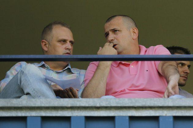 Vladan Lukić i Goran Vesić
