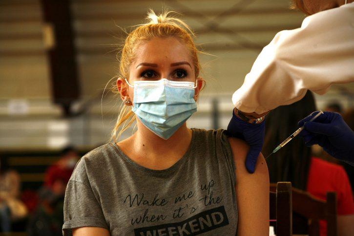 Kragujevac studenti vakcinacija