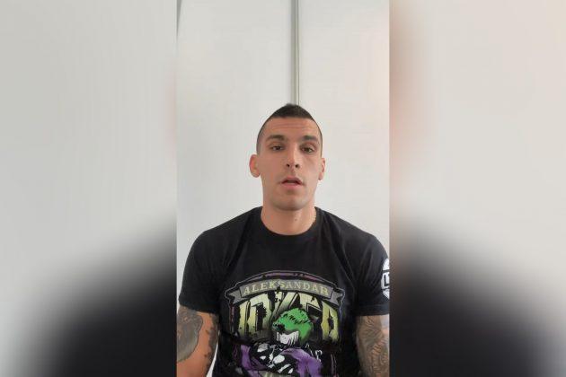 Aleksandar Joker Ilić. mma