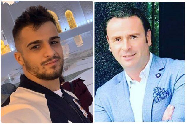 Emir Alickovic i Sulejman Memo Haljevac