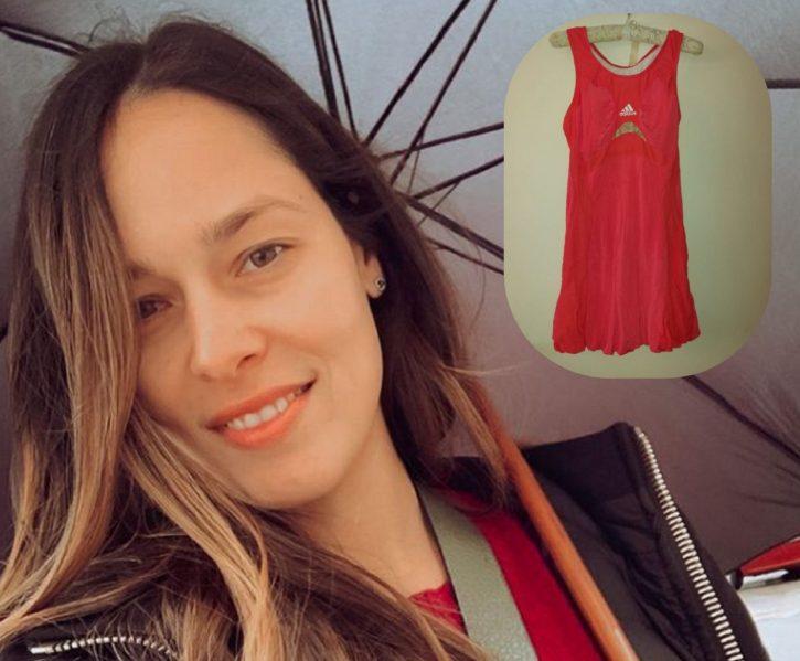 Ana Ivanović humanitarna aukcija haljina